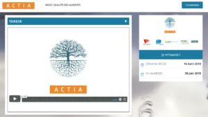 ADRIA ACTIA MOOC